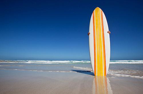 surfing party ohana surf skate